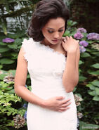 Stephen curry girlfriend ayesha alexander wedding dress 5360 2