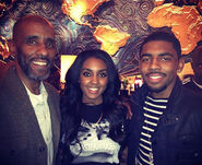 Kyrie-Irving-family
