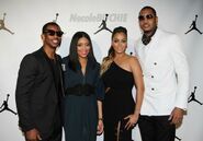 Chris-paul-jada-paul-lala-anthony-and-carmelo-anthony-nba-ball-so-hard-event