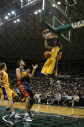 Kobe Bryant dunk