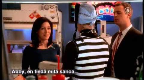NCIS Kate and Abby trick McGee S2x15