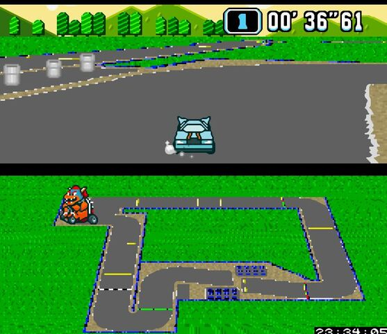 File:Tornado Shar in the Track in Super Mix Kart.jpg