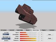 Reich Tank that hates FEGELEIN