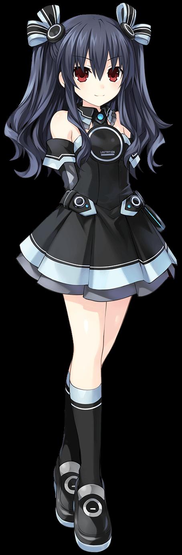 how tall is neptunia uni
