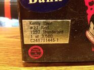 KennyIrwinThunderbirdSticker
