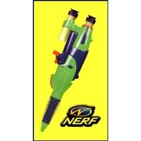 Nerf pen gun