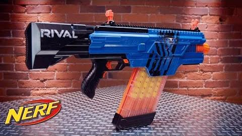 NERF Rival - 'Khaos Blaster' Behind the Blaster