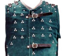 Studded leather armor