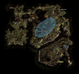 Vansi's New Weapon Quest Map