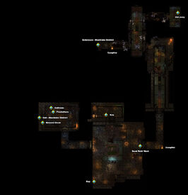 Map Blacklake Sewers