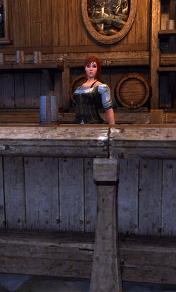 Well-Informed Barmaid
