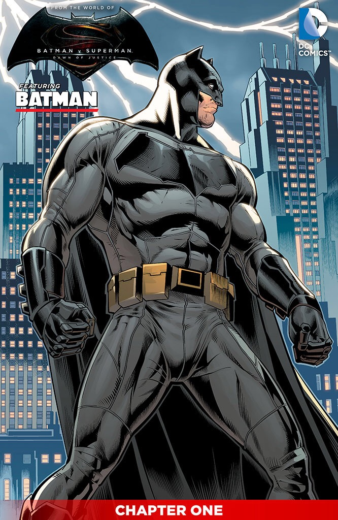 Batman v Superman: Dawn of Justice Prequel | DC Comics ...