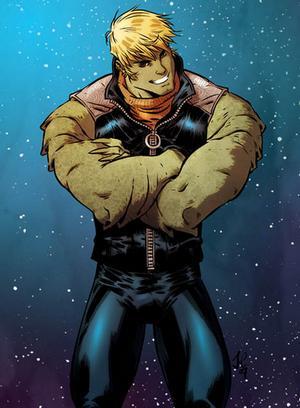 Hulkling (Character) - Comic Vine