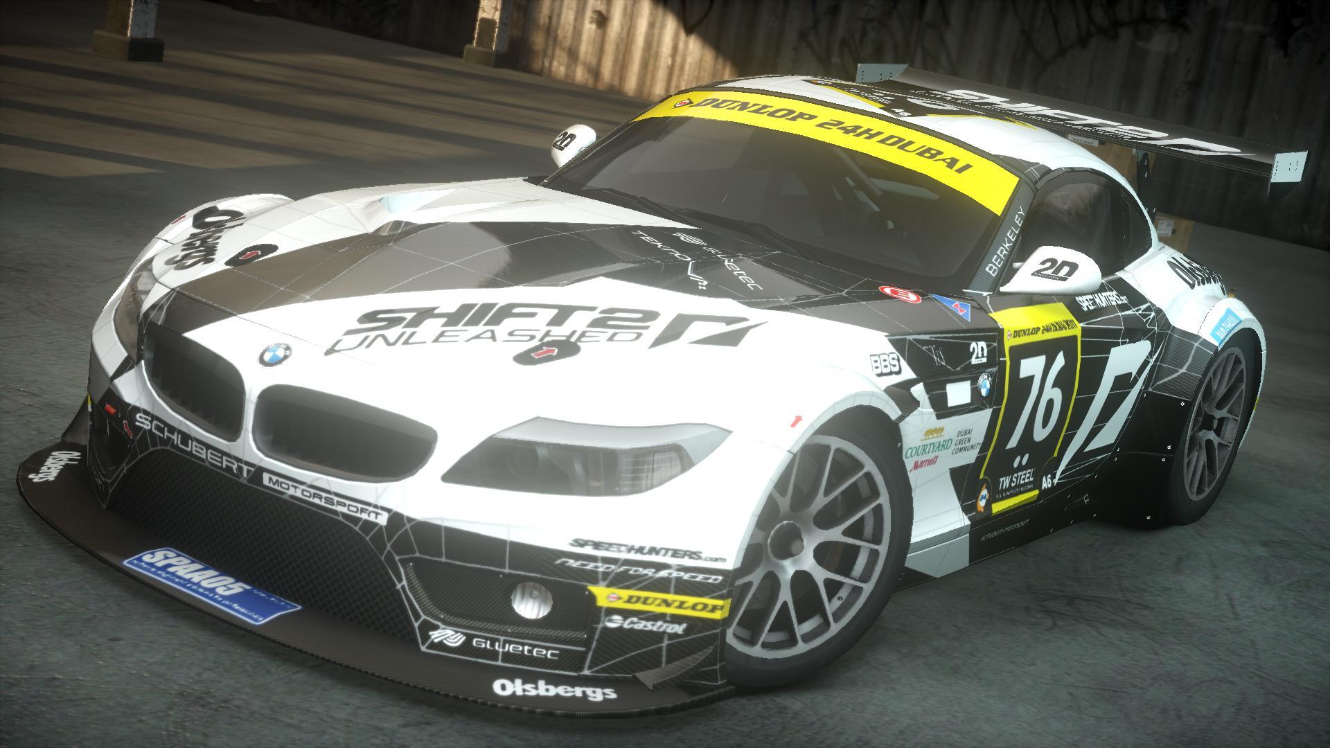 Bmw Z4 Gt3 Need For Speed Wiki Fandom Powered By Wikia