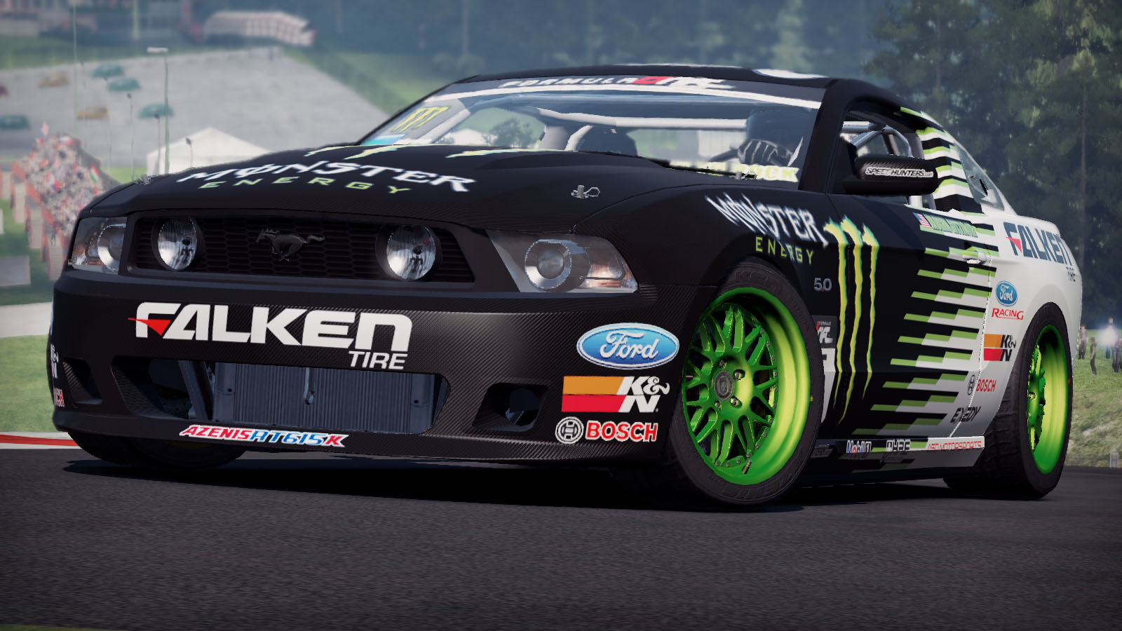 Monster Energy Falken Tire Ford Mustang Gt Need For Speed Wiki