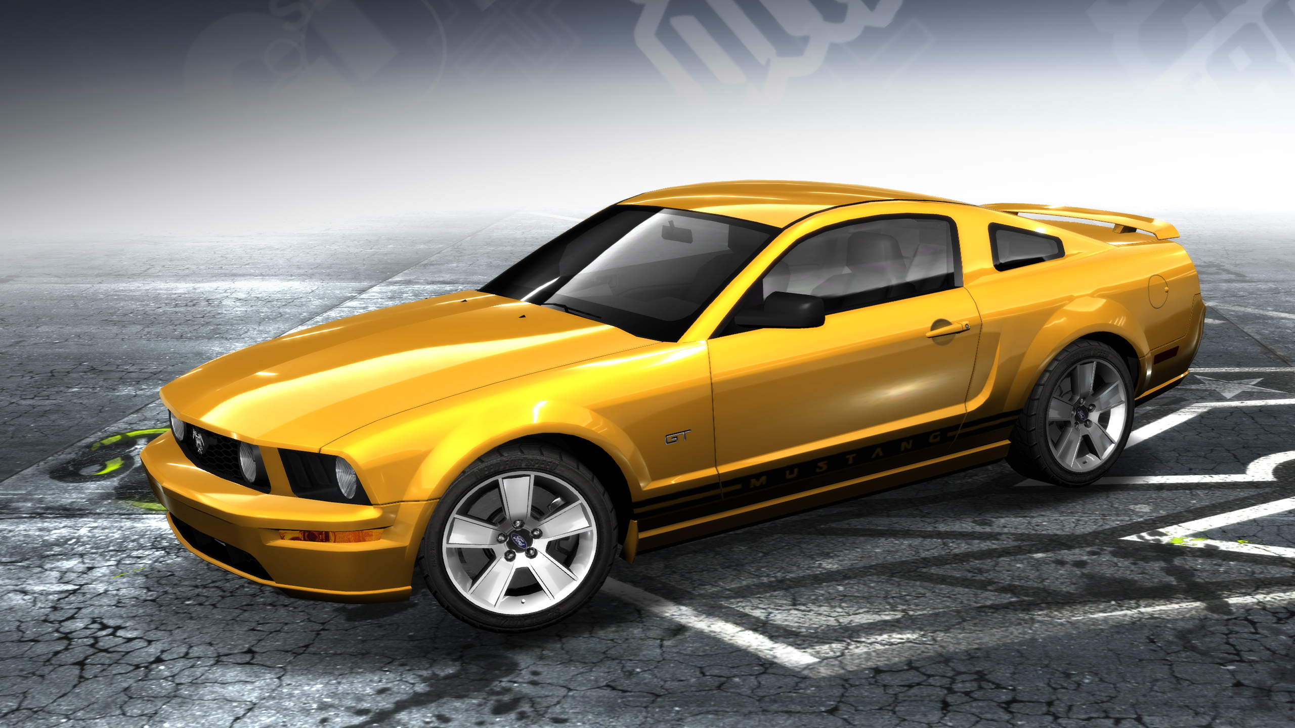 ford mustang gt 2005 need for speed wiki fandom. Black Bedroom Furniture Sets. Home Design Ideas