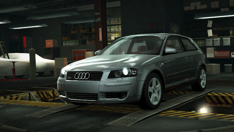 audi a3 need for speed wiki fandom powered by wikia. Black Bedroom Furniture Sets. Home Design Ideas