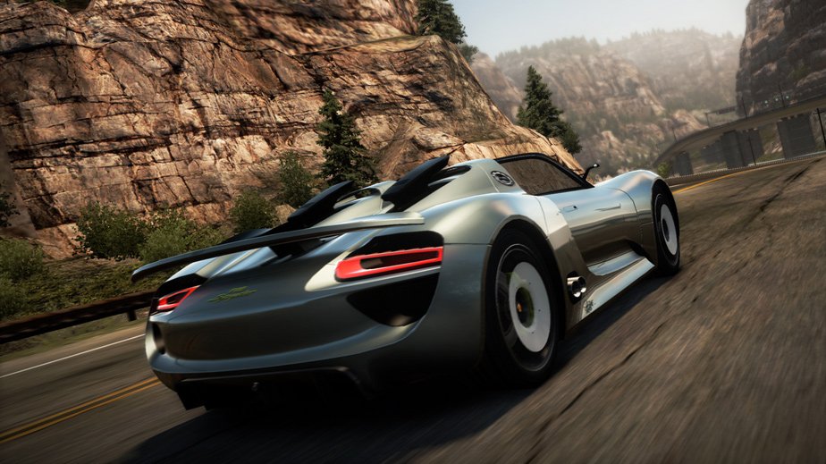 porsche 918 spyder concept need for speed wiki fandom. Black Bedroom Furniture Sets. Home Design Ideas
