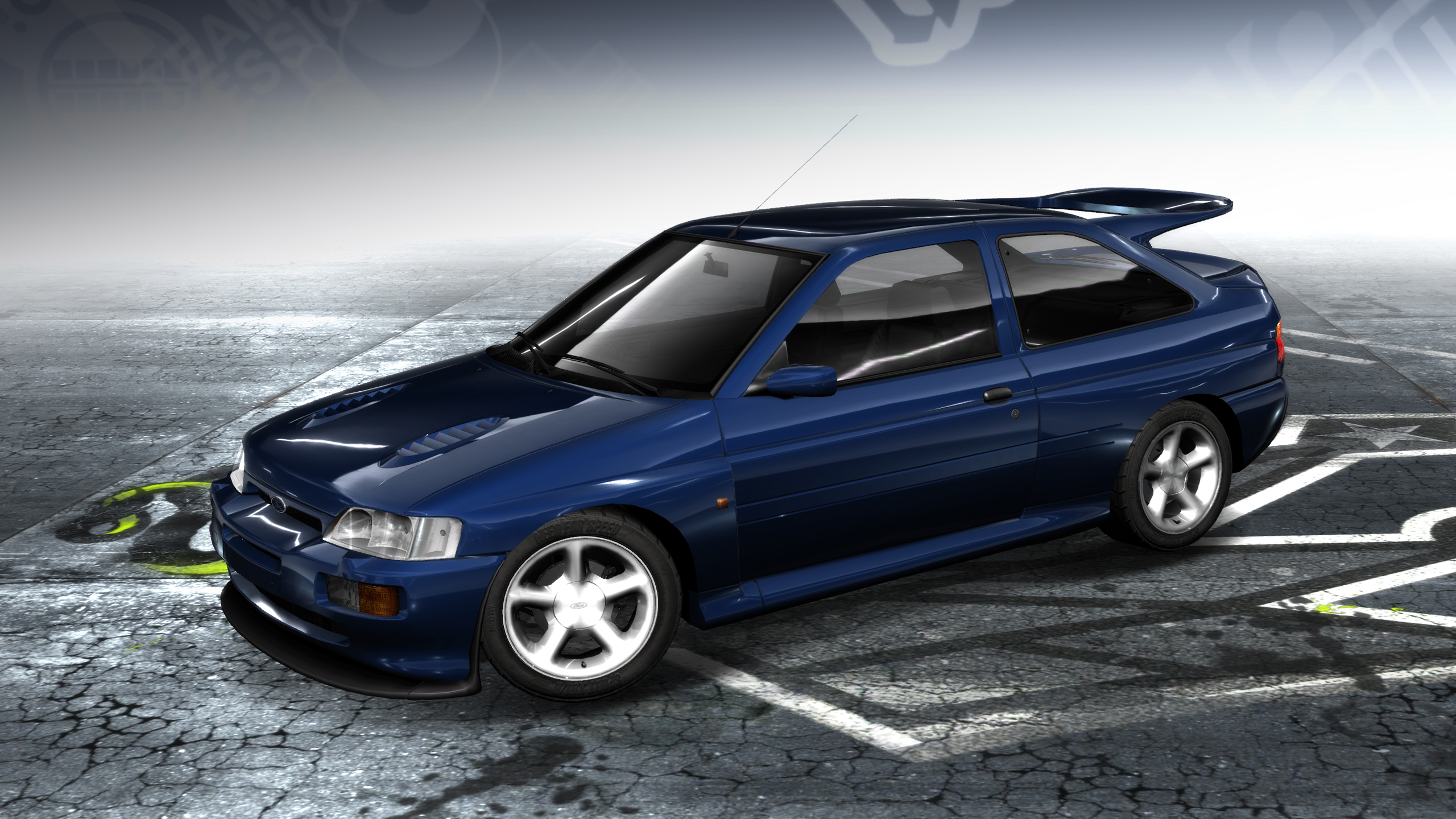 ford escort rs cosworth need for speed wiki fandom powered by wikia. Black Bedroom Furniture Sets. Home Design Ideas