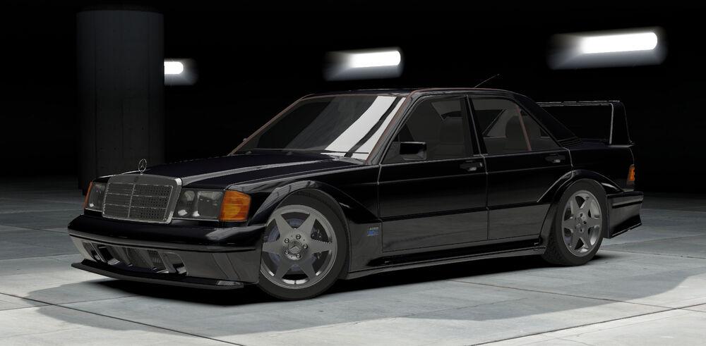 Mercedes 190E - adaptação de body kit da 16V 1000?cb=20140614082119&path-prefix=en