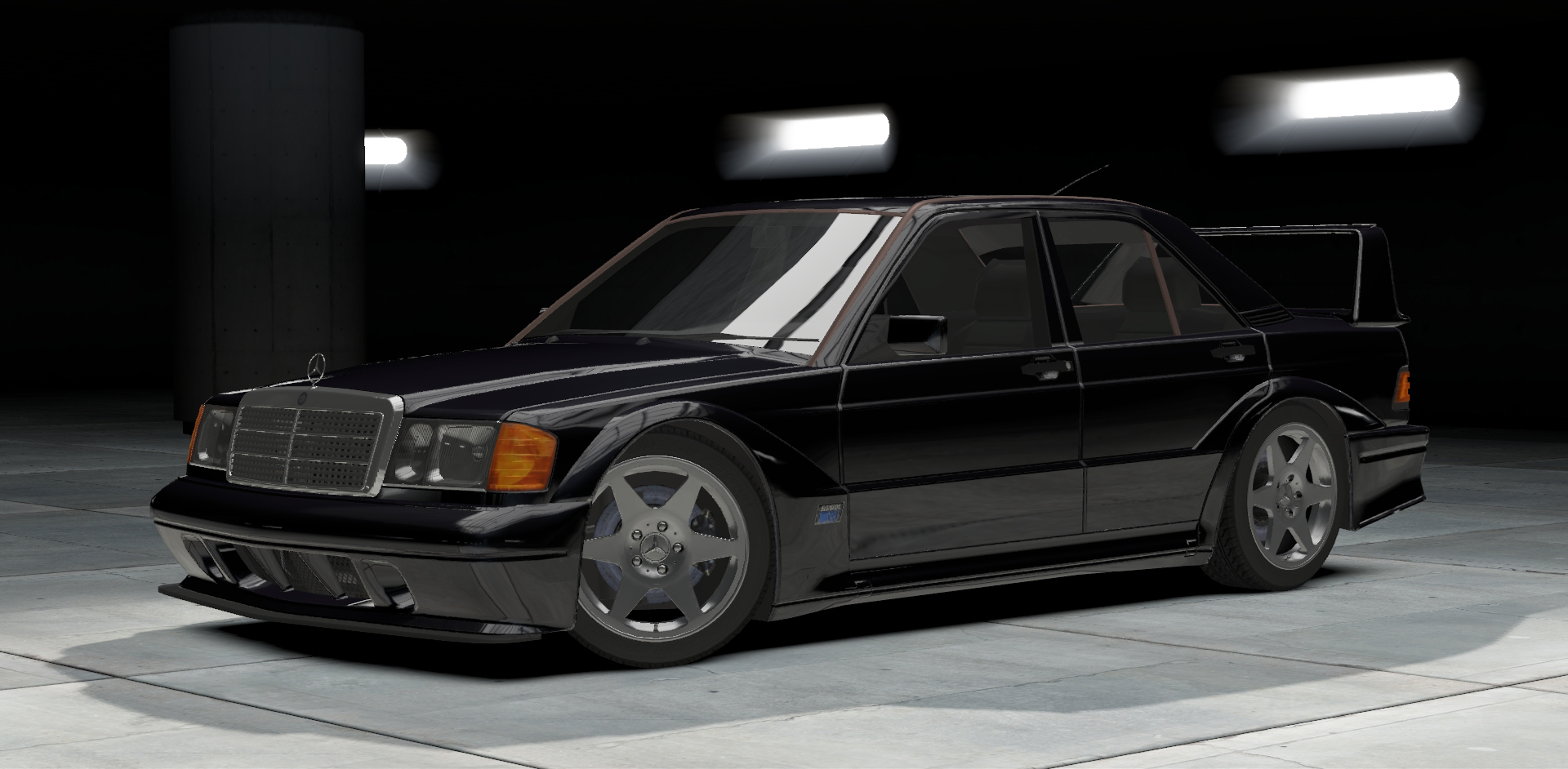 mercedes benz 190e 2 5 16 evolution 2 need for speed. Black Bedroom Furniture Sets. Home Design Ideas
