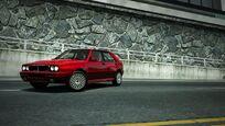 CarRelease Lancia Delta HF Integrale Evoluzione Red 2