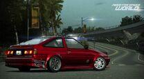 CarRelease Toyota Corolla GT-S AE86 SpeedHunters