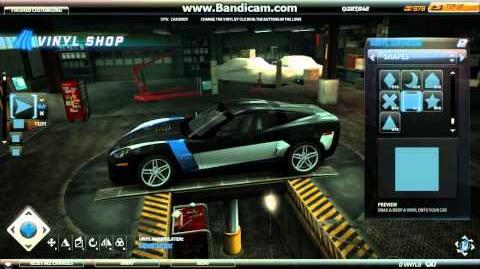 Nfsw Chevrolet Corvette Z06 World Cops