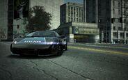 CarRelease Lamborghini Murciélago LP 640 Cop Edition 5