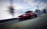 CarRelease BMW M3 Sport Evolution Brezeln