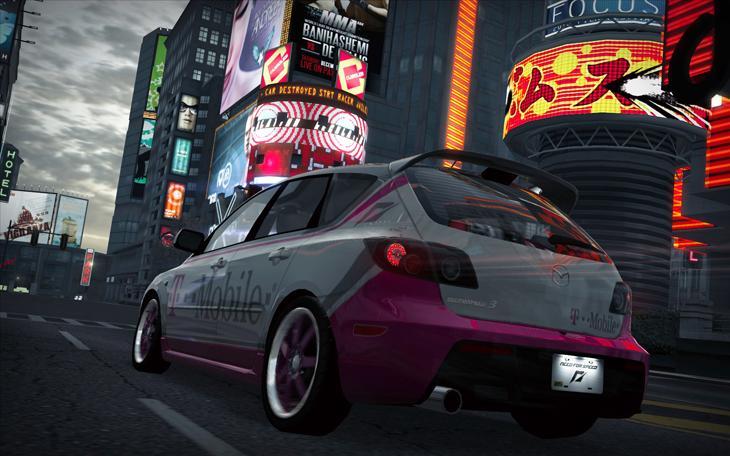 Mazda Mazdaspeed Nfs World Wiki Fandom Powered By Wikia
