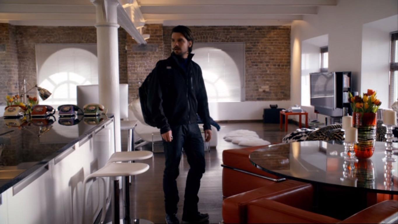 Appartement de jess parker wiki nick cutter et les - Harry potter 8 et les portes du temps ...