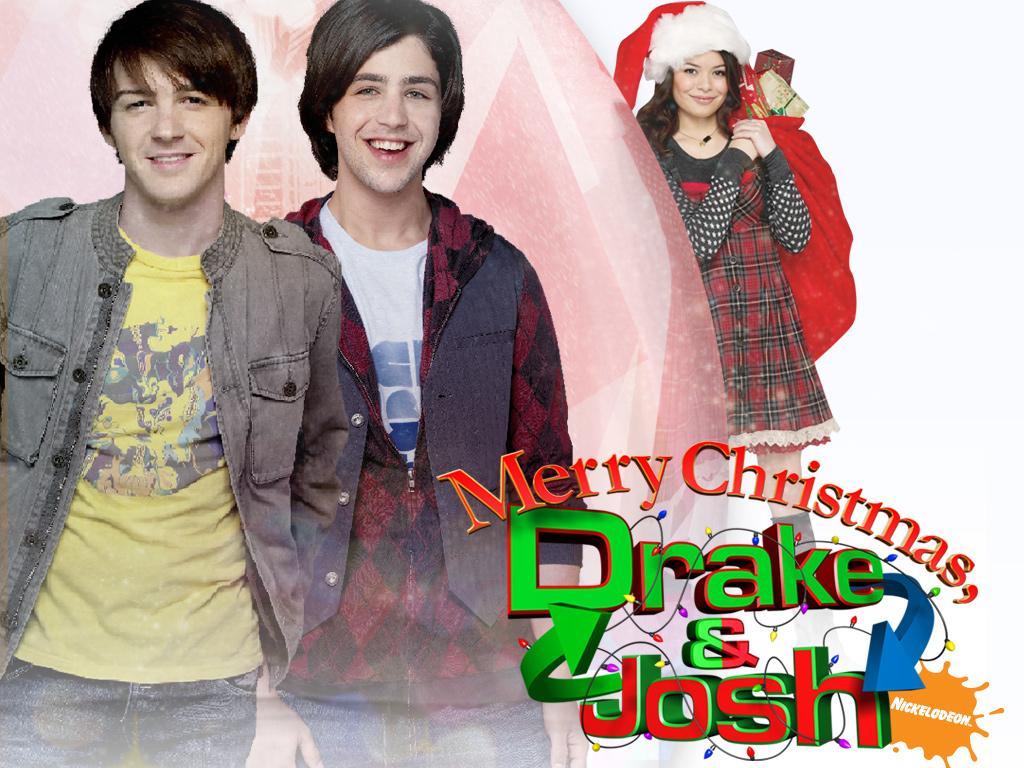Merry Christmas, Drake & Josh | Nickelodeon | Fandom ...