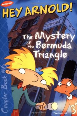 Hey Arnold! The Mystery of the Bermuda Triangle Book