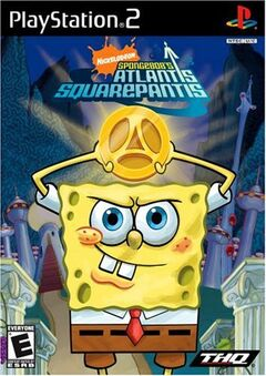 SpongeBobAtlantisSquarePantisPS2