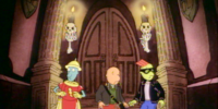 Doug's Halloween Adventure
