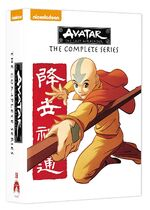 Avatar the Last Airbender Complete Series DVD