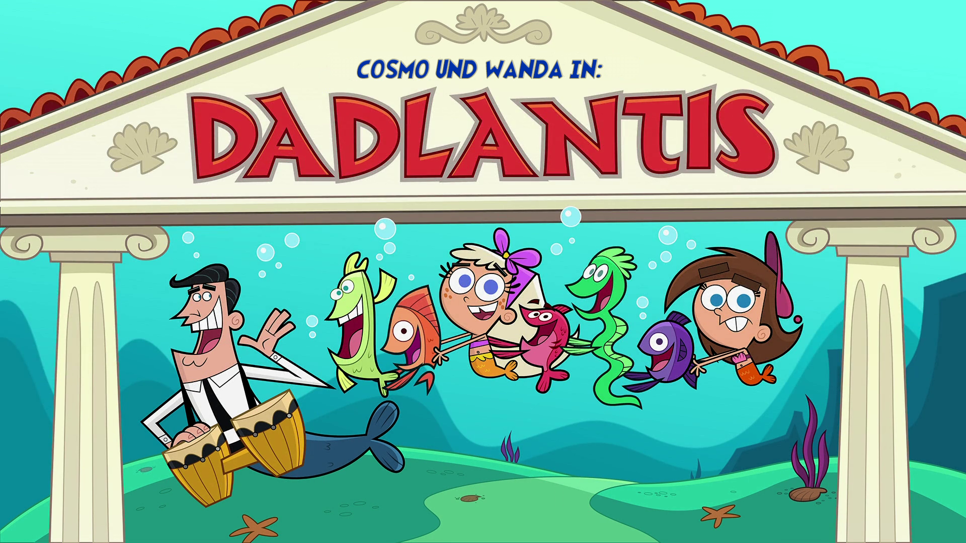 Cosmo Und Wanda Staffel 10
