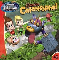 Jimmy Neutron Canine Catastrophe! Book