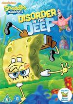 SB Disorder in the Deep DVD UK