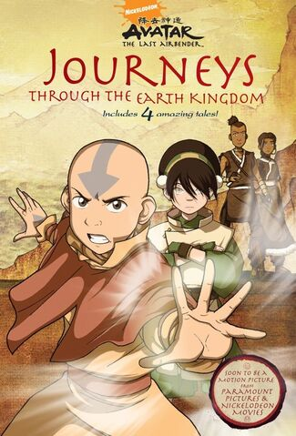 File:Avatar The Last Airbender Journeys Through the Earth Kingdom Book.jpg