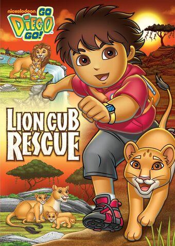 File:Go Diego Go! Lion Cub Rescue DVD.jpg