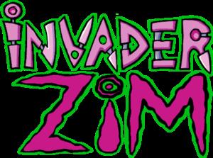 File:Invader zim logo by invaderpark-d3c6mh1.png