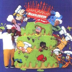 Nickelodeon 20th Anniversary 1