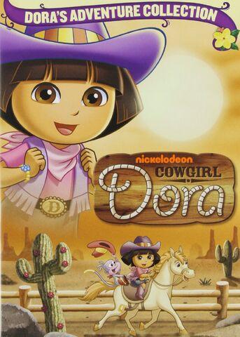 File:Dora the Explorer Cowgirl Dora DVD 2.jpg