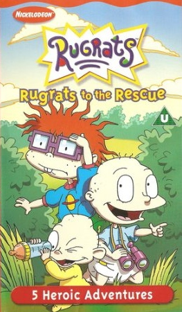 File:Rugrats to the Rescue VHS.jpg