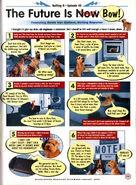 Zelda Van Gutters Nickelodeon Magazine December January 2006 Ruffing It Episode 46