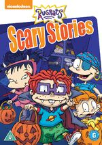 Rugrats Scary Stories DVD