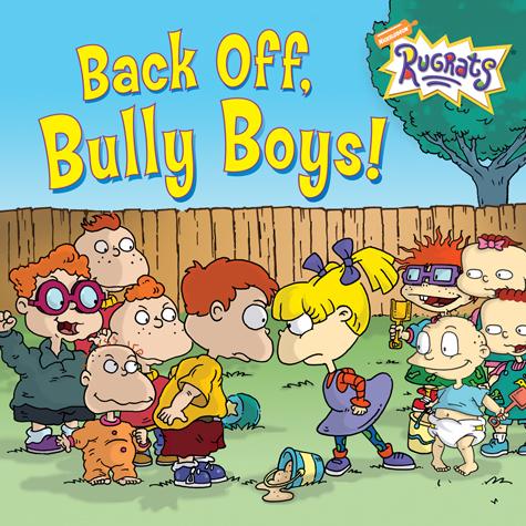 File:Rugrats Back Off Bully Boys! Book.jpg