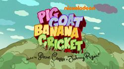 Pig-Goat-Banana-Cricket-Logo-Title